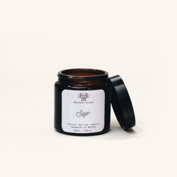 Sage Soy Candle - Garden State Candles