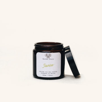 Jasmine Soy Candle - Garden State Candles