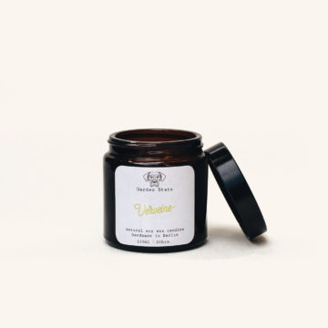 Verveine Soy Candle - Garden State Candles