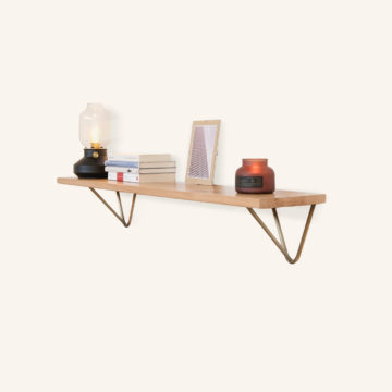 Shelf Oak Fhain model by Natural Goods